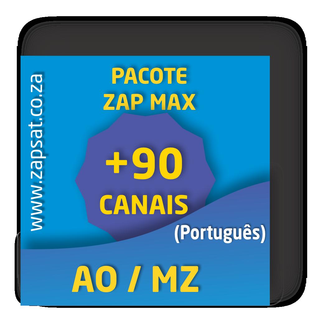 ZAP Max +90 Canais