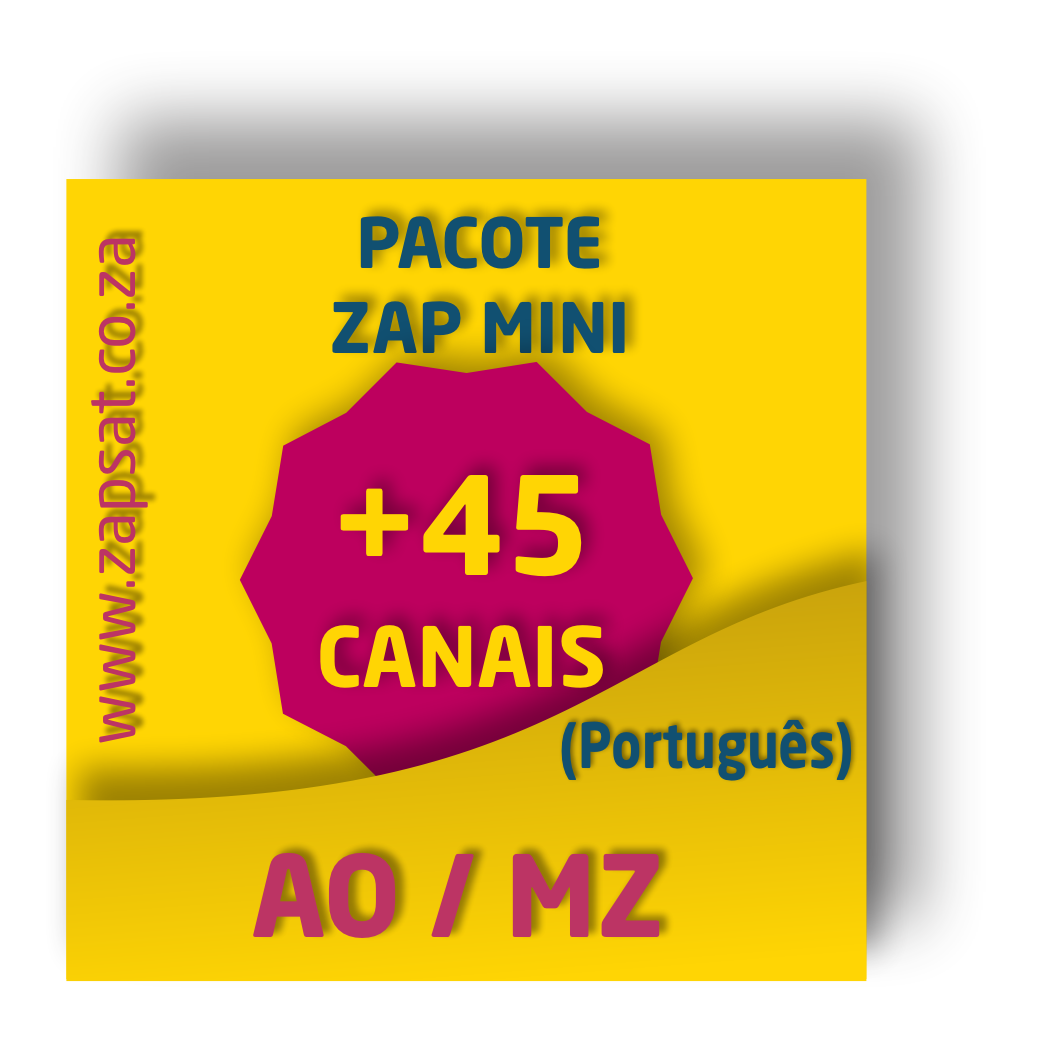 ZAP Mini +45 Canais