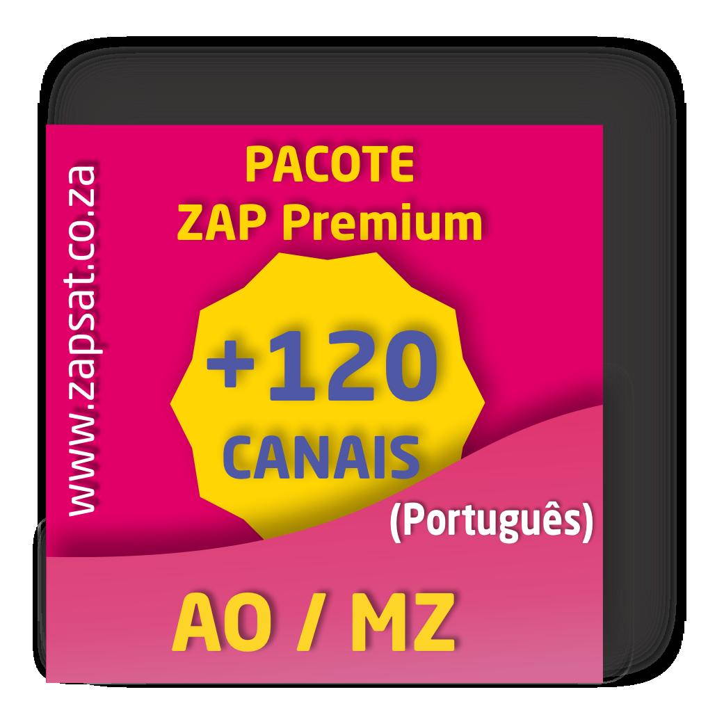 ZAP Premium +120 Canais